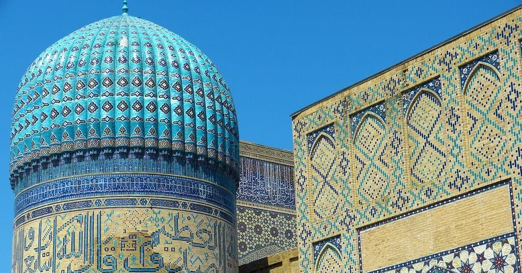 bacaan doa pergi dan masuk masjid