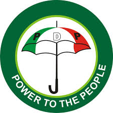 2019: PDP Fixed Date For It's Mega Rally.