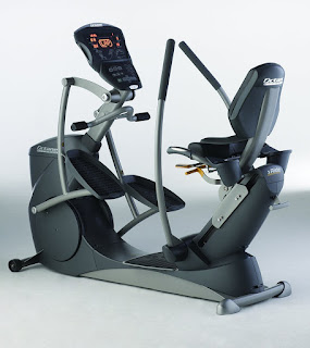 Octane Fitness xR650 Recumbent Elliptical, image, review features & specifications plus compare with xR6000