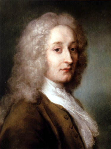 Portrait of Watteau