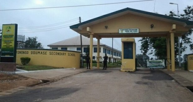 Konongo-Odumase SHS students want headmistress sacked
