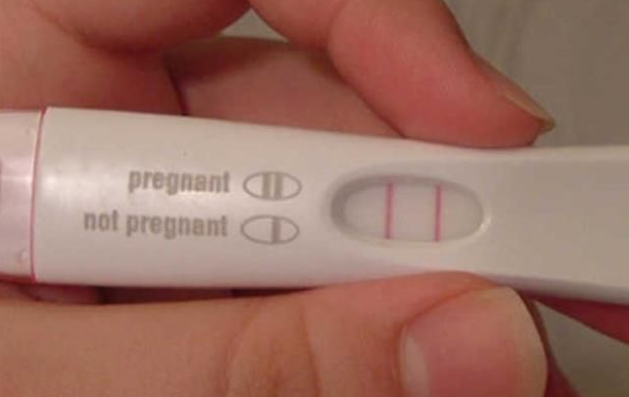 Pregnancy Test Pictures Prank Pregnancywalls