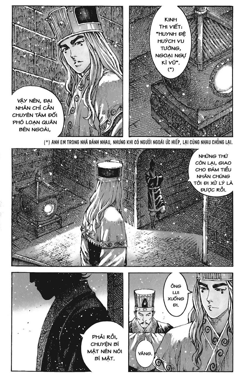 Hỏa phụng liêu nguyên Chương 428: Quyết sách chi vương  [Remake] trang 9