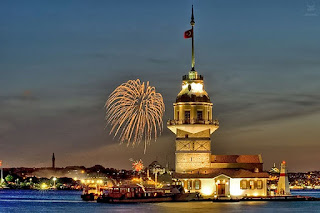 Maiden's Tower Turki