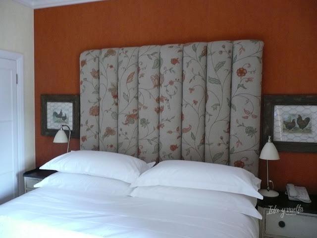 Hotel Haymarket dormitorio
