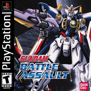 Gundam Battle Assault cover