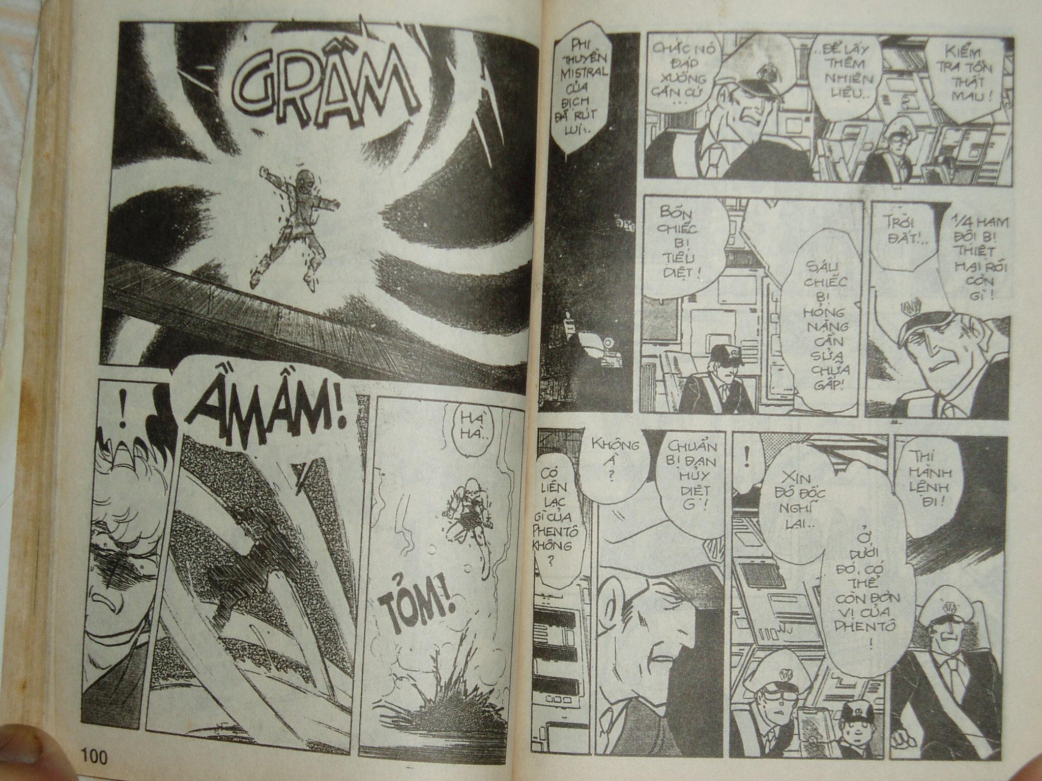 Siêu nhân Locke vol 13 trang 48