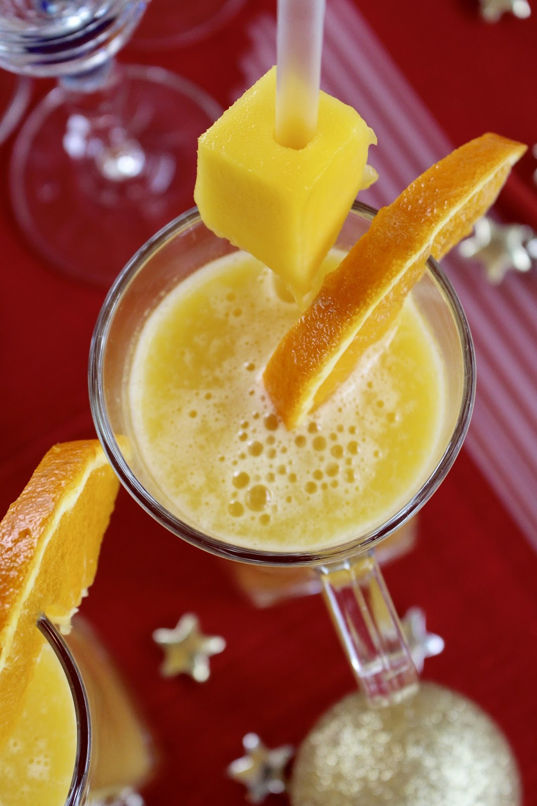 Mango-Maracuja-Smoothie von Sugarprincess