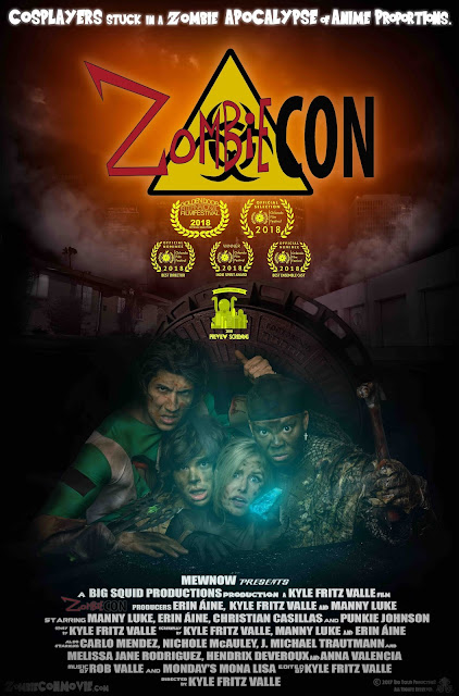 """ZombieCON"" - Poster"