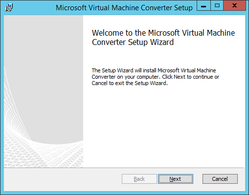 VMware VMDK to Microsoft VHD - Pradeep Bedse