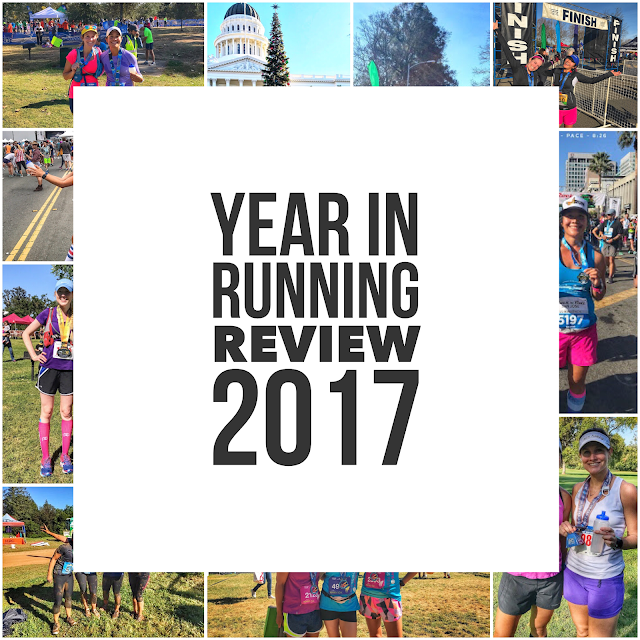 Year in Running Review 2017