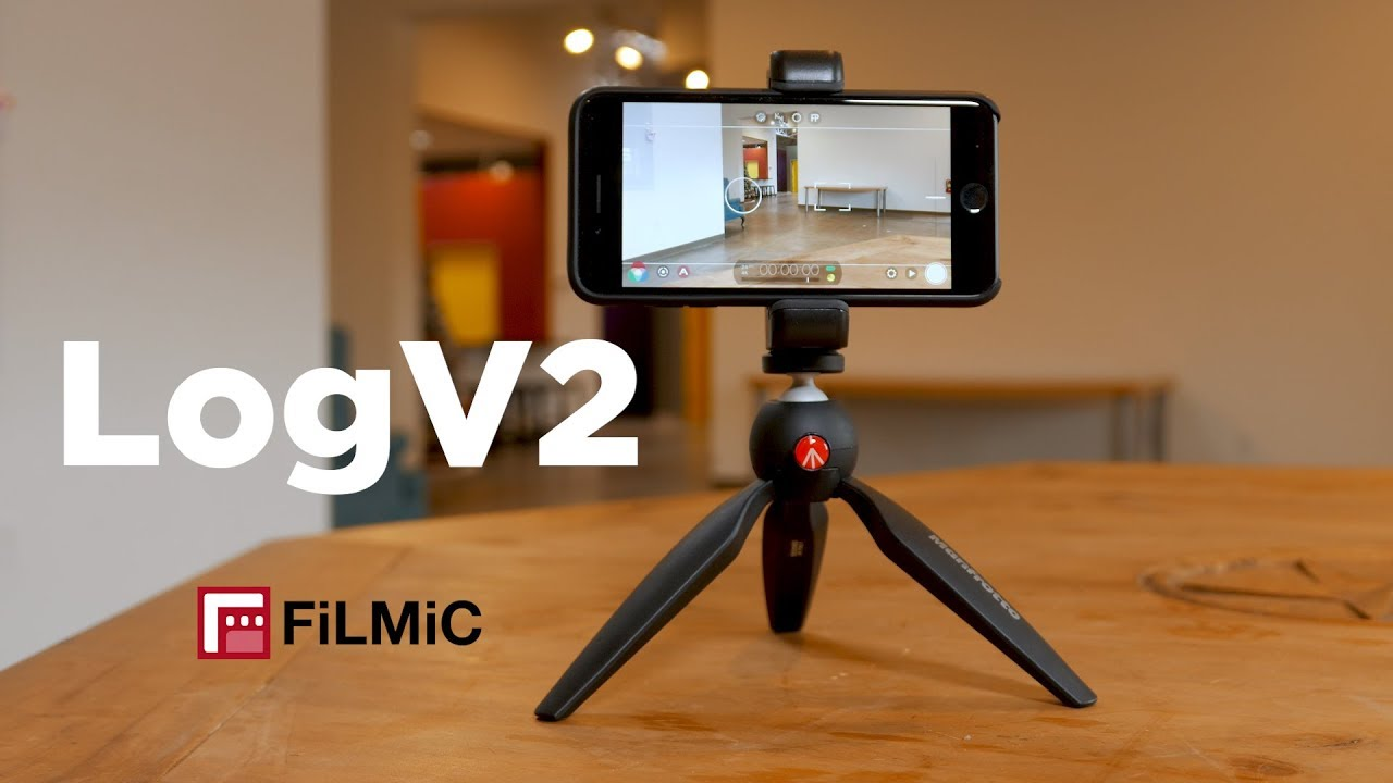 FiLMiC PRO LogV2 is HERE! 12 Stops of DR + 140Mbps
