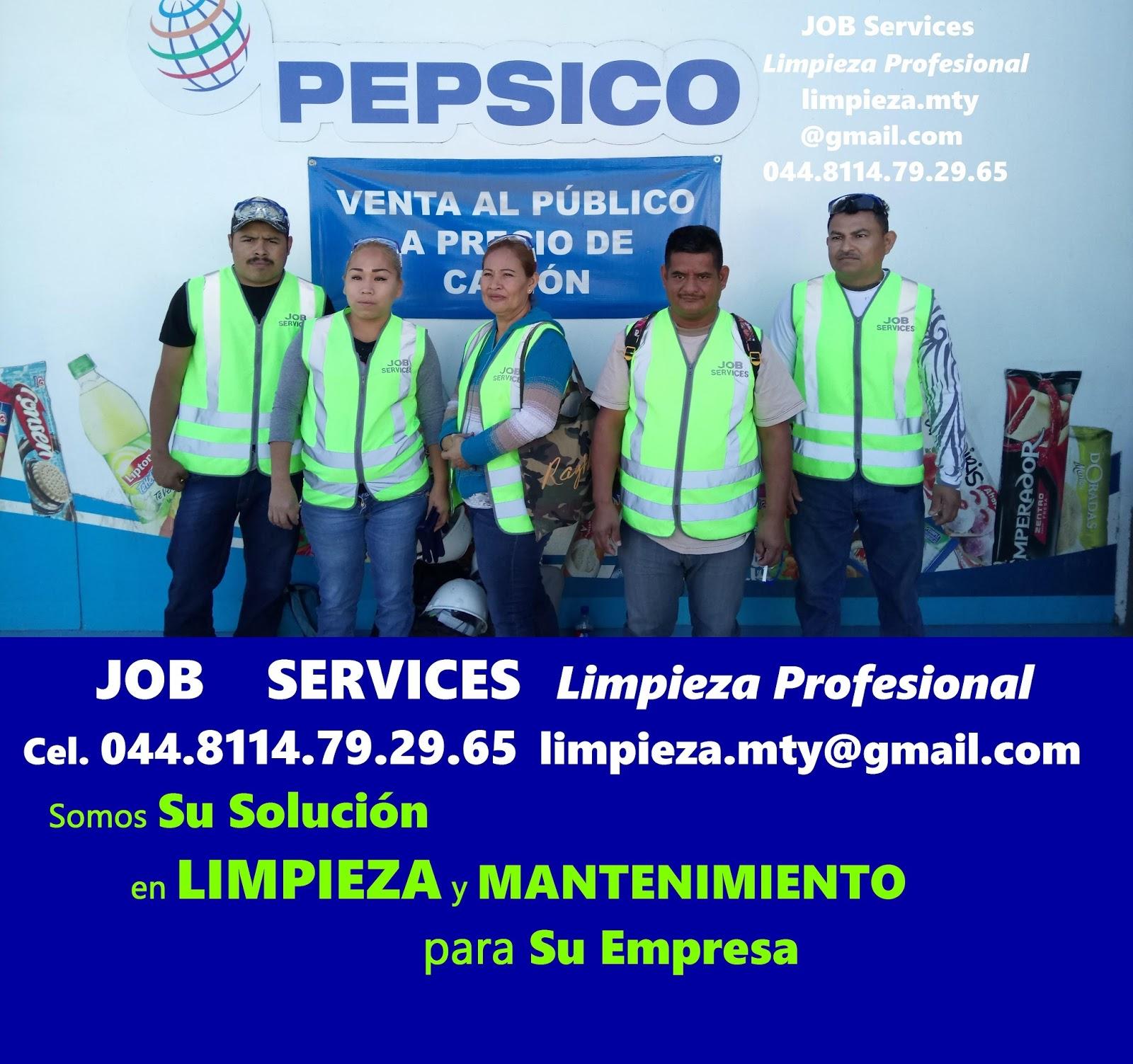 Limpieza Job Services Mty  Servicios de Limpieza Profesional en ... 6ed3c6a0aa134