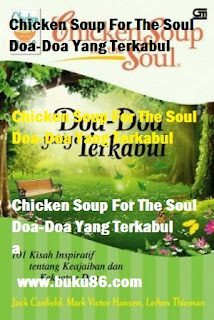Chicken Soup For The Soul doa-doa yang terkabul