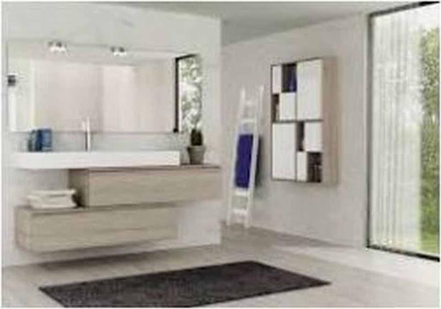 simple and unique italian bathroom vanities miami IBV128