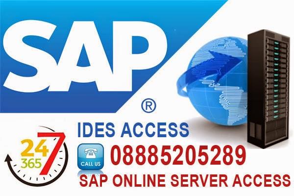 SAP FICO Server Access, SAP FICO Remote Access, SAP IDES Access 91