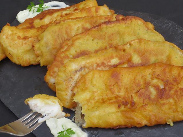 Tempura para pescado, carne, verdura... Ana Sevilla