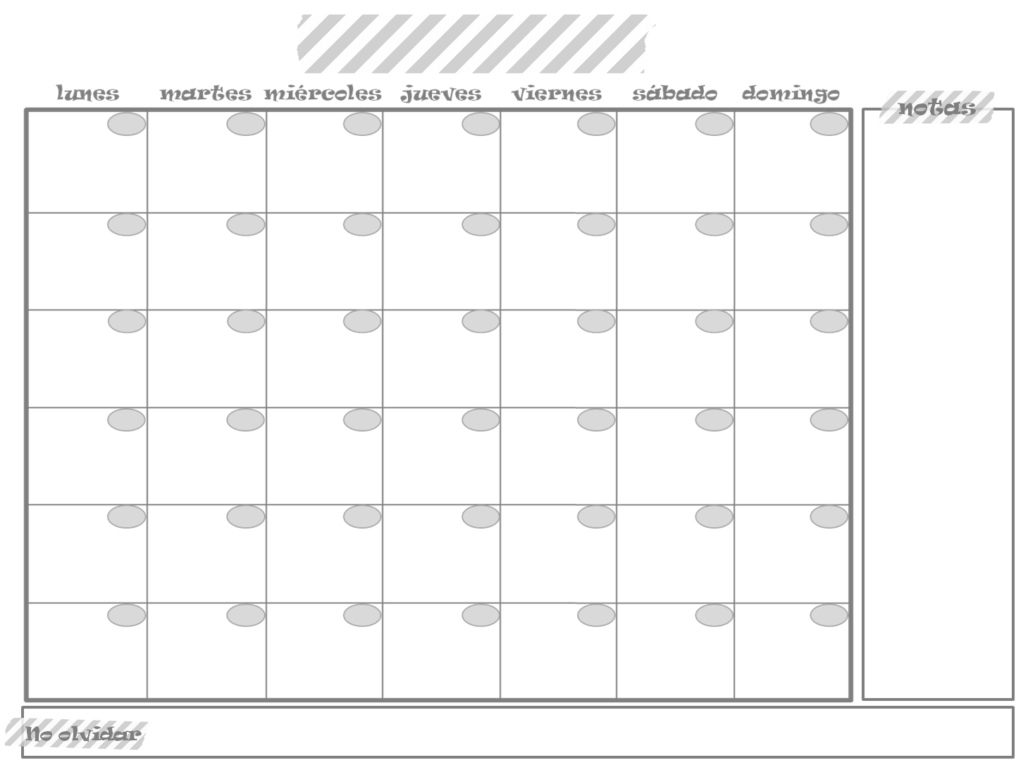 Calendario En Blanco.Calendario Escolar 2017 2018 Mas De 100 Imagenes Para Descargar Gratis