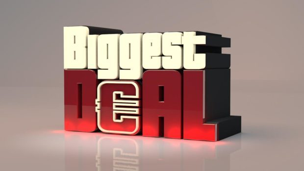 Galas de 'Biggest Deal' deixam de ser aos domingos