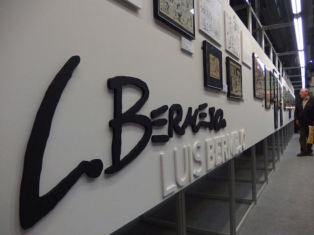 Exposición de homenaje a Luis Bermejo