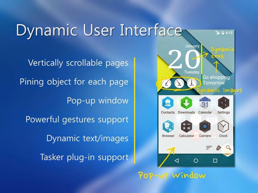 unnamed Total Launcher v1.0.1 (Unlocked) Apk Download Apps