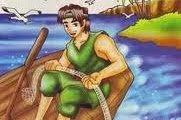 dongeng asal usul danau toba