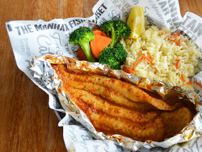 The Manhattan FISH MARKET Malaysia Free Main Course Spicy Baked Fish