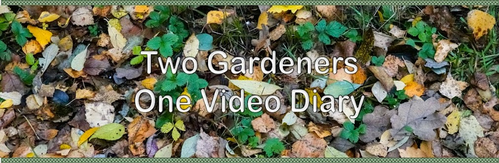 Two Gardeners - One Video Diary