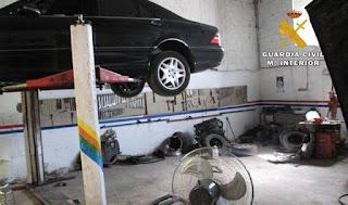Un taller ilegal se enfrenta a una multa de hasta 500.000 euros