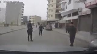 الأمنالوطني يتجاوب مع فيديو المخالفة المرورية و ينصف السائق و يفتح تحقيقا مع عناصر الدورية