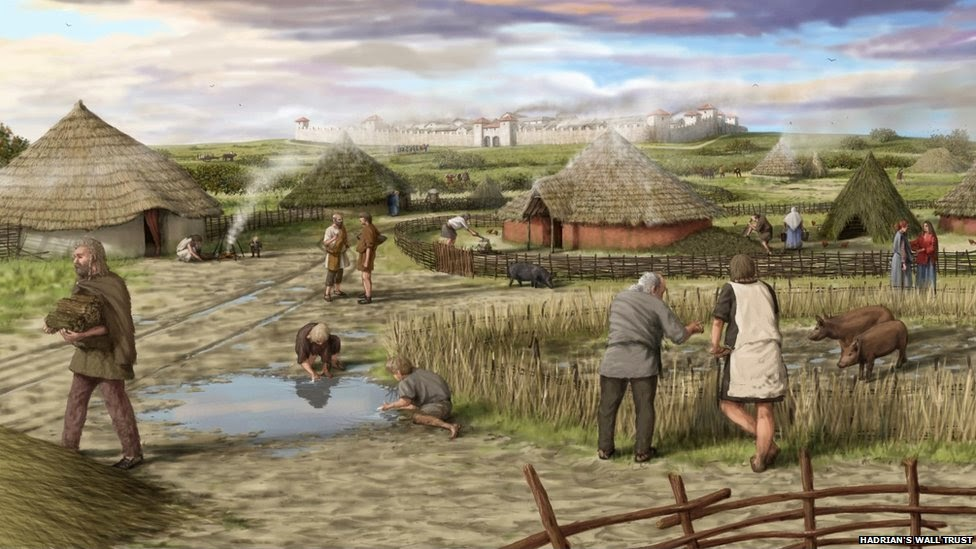 Unearthing a Roman civilian's past at Maryport
