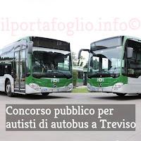 concorso conducenti autobus treviso