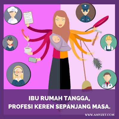 5 Pekerjaan Untuk Ibu Rumah Tangga Yang Ingin Penghasilan Tambahan