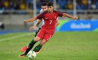 Την απόκτηση του Πορτογάλου ποδοσφαιριστή Αντρέ Μάρτινς ανακοίνωσε ο Ολυμπιακός