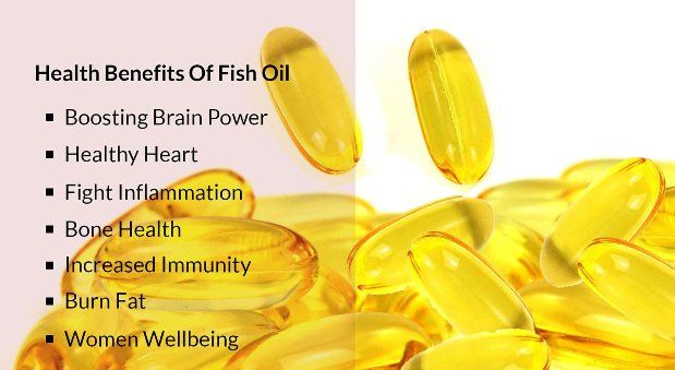Advantages of Fish Oil for Health and fitness - healthyinfo.org