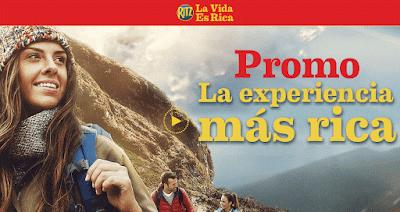 [Sorteo] Participa y vive la experiencia más rica en la Selva, Cuzco o Crucero - Promo Ritz