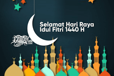 Selamat Hari Raya Idul Fitri 1440 H - We Closed Order to 10 June 2019