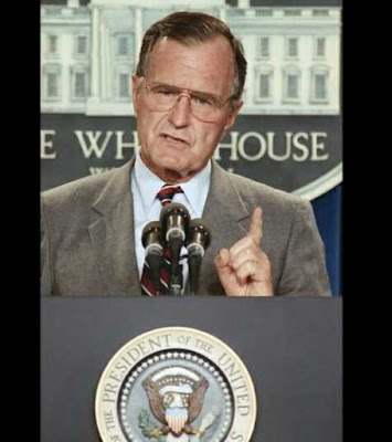 Oldest Living U.S President, George Bush Currently Hospitalized Since Saturday
