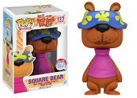 Pop! Hair Bear Bunch: Bubi Bear.