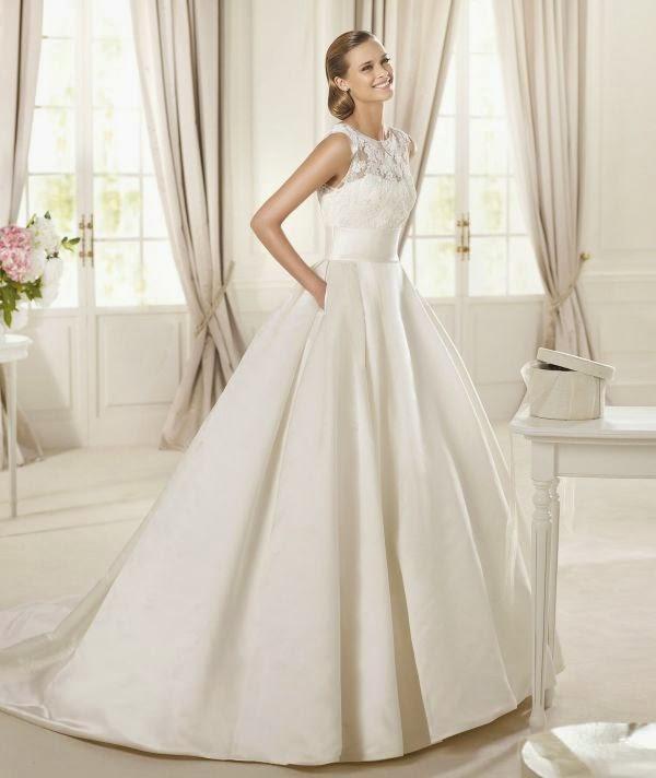 ba30201814 suknie ślubne - vestido  Suknia ślubna firmy Pronovias model Dalia ...