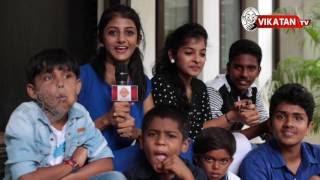 Chutties Share Their Experience In Appa Movie – Team Meet