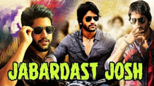 Poster Of Jabardast Josh In Hindi Dubbed 300MB Compressed Small Size Pc Movie Free Download Only At worldfree4u.com