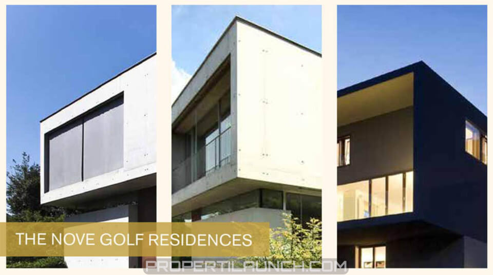 The Nove Golf Residence Batam