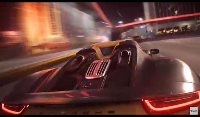 First screenshot from NFS: Payback trailer