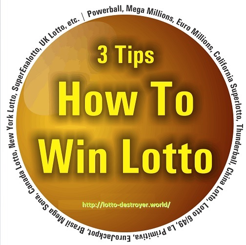 Secret Formula How To Win Lotto
