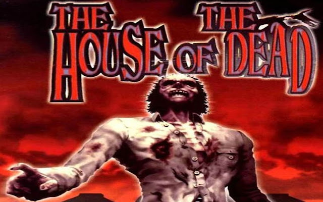 تحميل لعبة بيت الرعب The House Of The Dead