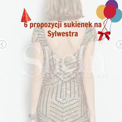 6 propozycji sukienek na Sylwestra