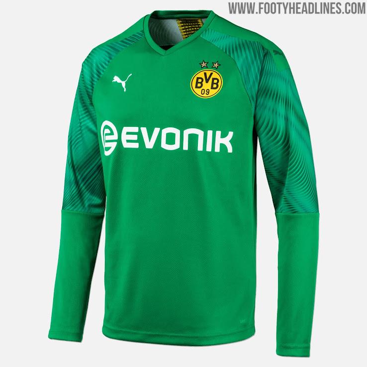 online store b2914 efb11 3 Dortmund 19-20 Goalkeeper Kits Released - Footy Headlines