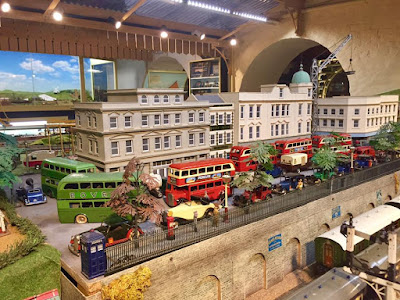Brighton Toy and Model Museum Running Day, Hornby, Marklin, Bassett-Lowke, Minic, Tri-Ang, Town, Buildings, Trains, Toys, Models