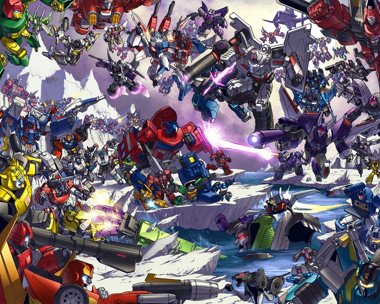 Unicron Transformers Prime TRANSFORMERS MATRIX WA...